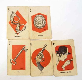 C.C. Card Game (Cards)