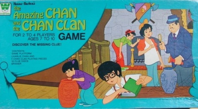 The Amazing Chan and the Chan Clan Game